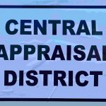 Central Appraisal District Sign